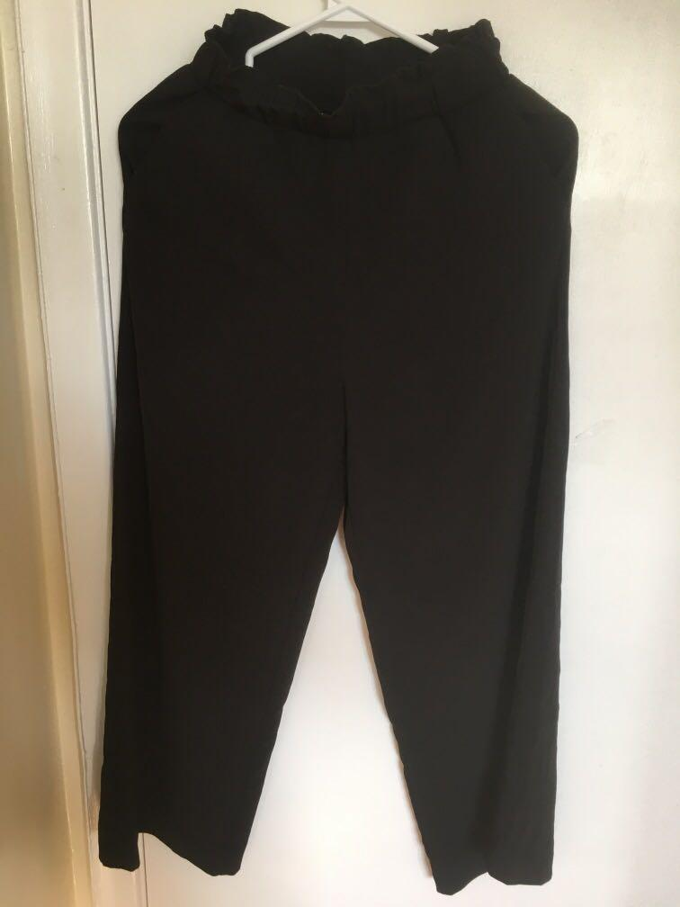H&M High waisted pants size 2