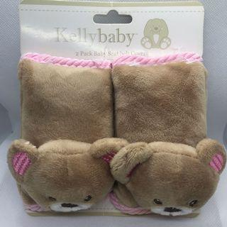 Kelly Baby 2 pack Baby seat belt covers