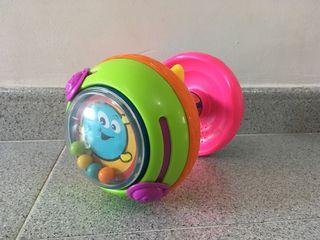 Roll and Music Toys