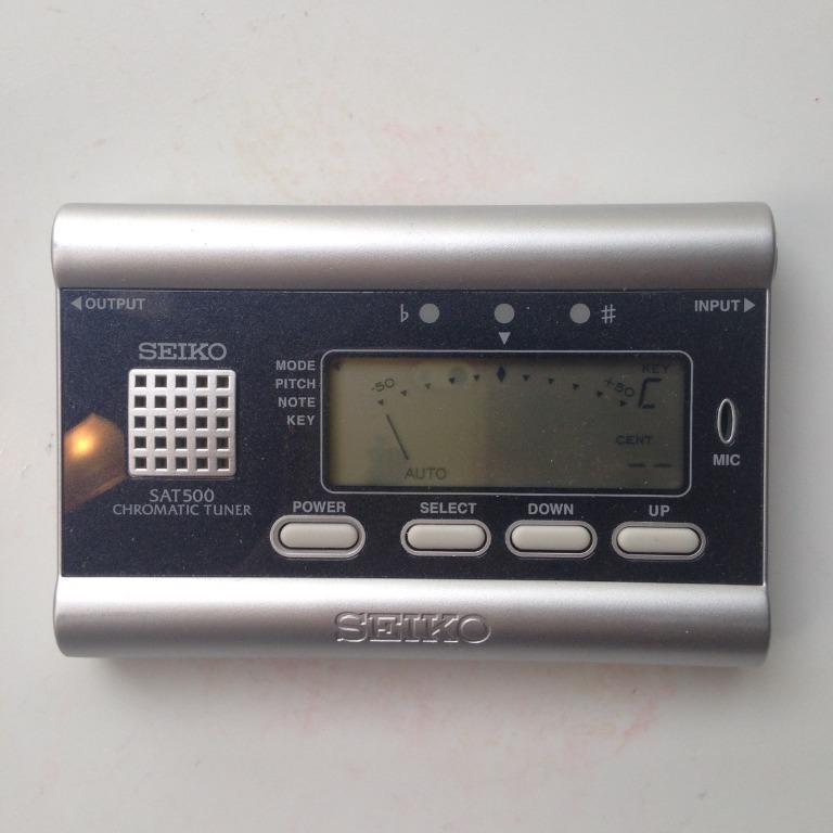 Seiko Instrument Tuner