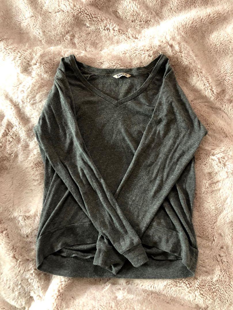 Tna basic long sleeve