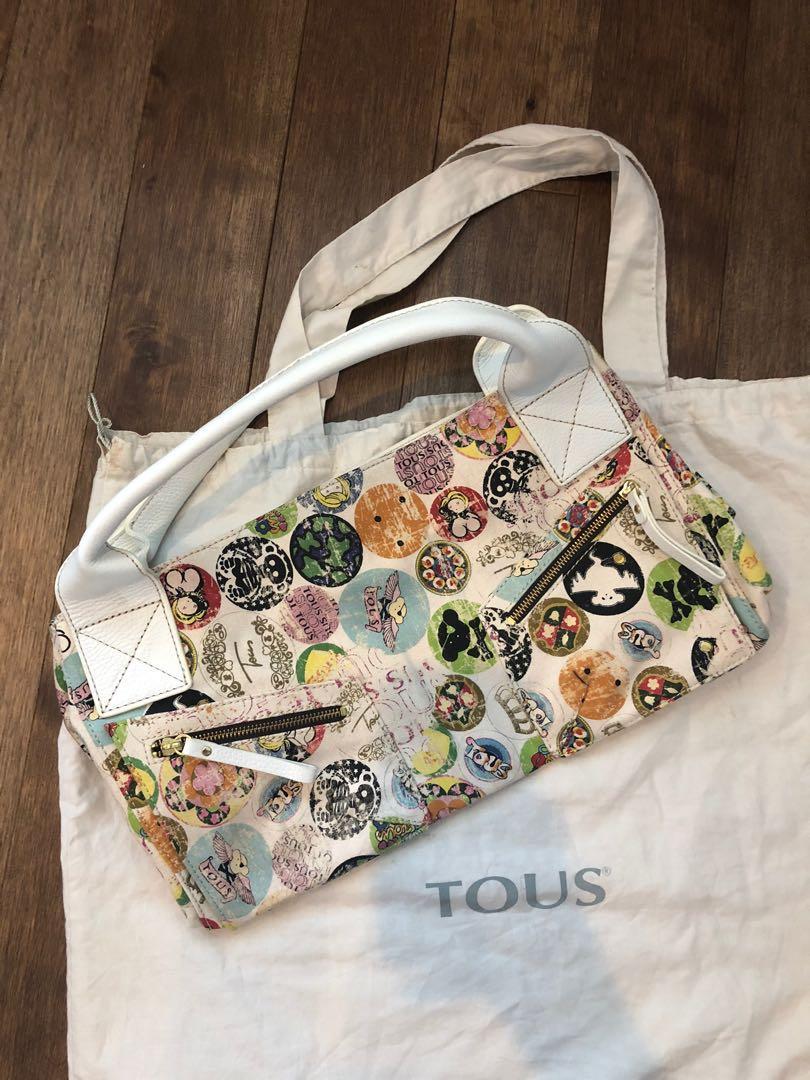 Tous designer purse