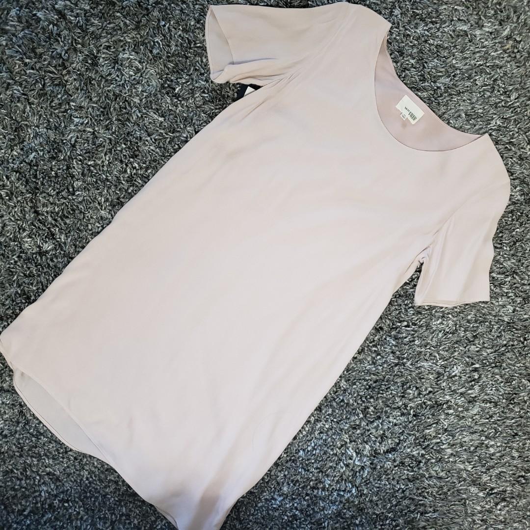 Wilfred Free tshirt dress XS