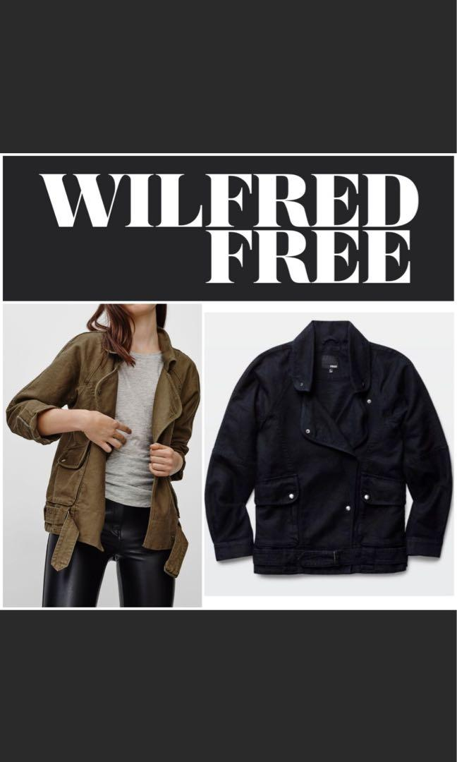 Wilfred Rayder Jacket - small / grey