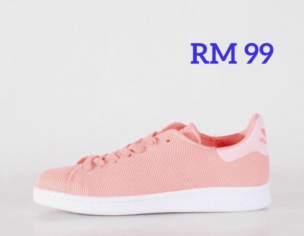 Adidas Stan Smith (peach), Women's