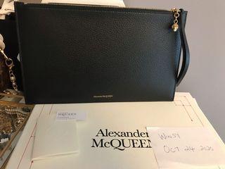 Alexander McQueen zip pouch