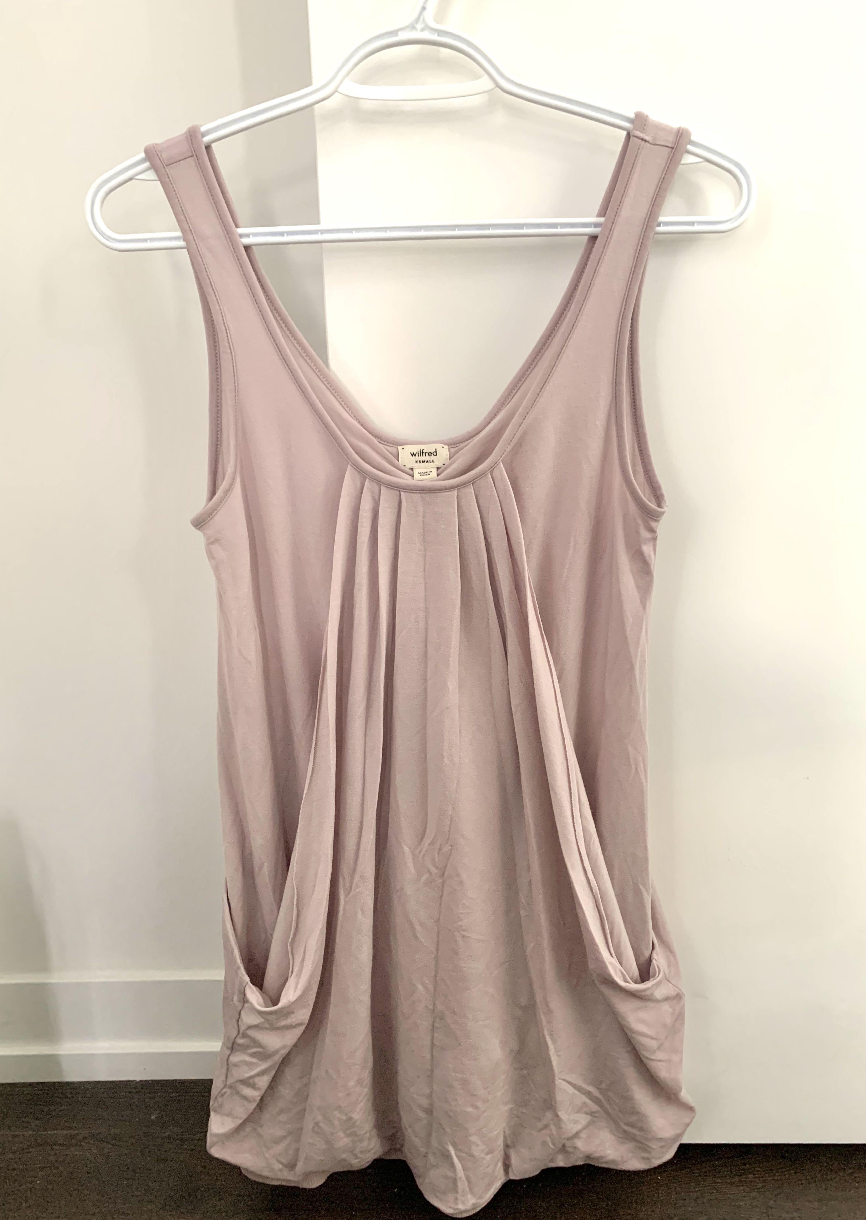 Aritzia Wilfred tank top dress size xs
