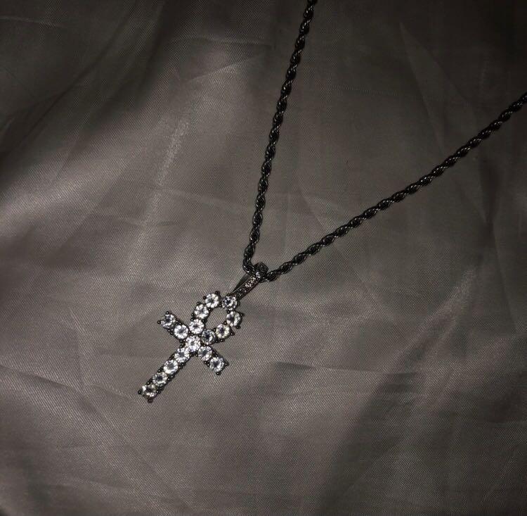 Egyptian Ankh Chain