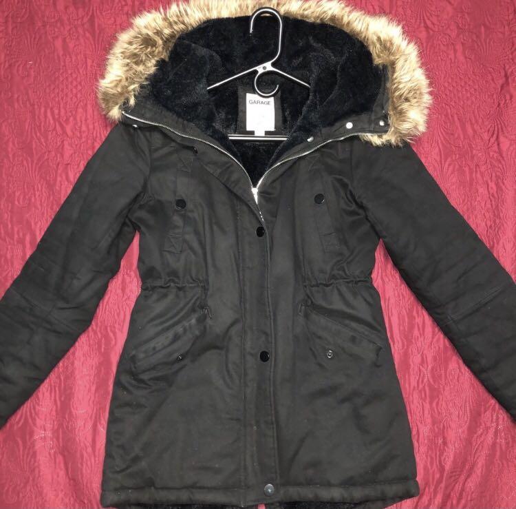 Garage Fur Lined Winter Jacket