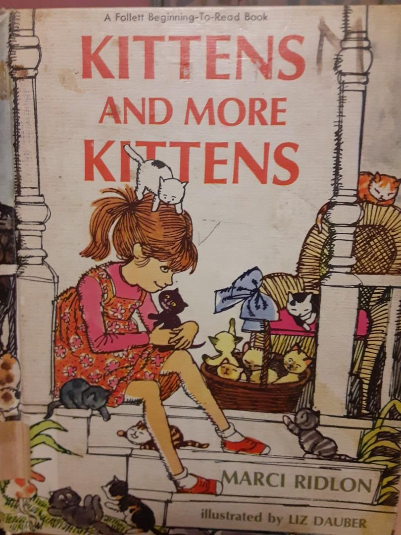 Kittens and Puppies Kids Books