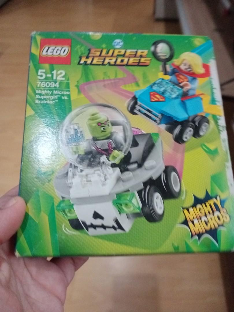 Lego supers heros