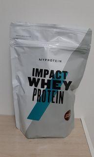myprotein 柔滑巧克力高蛋白粉250克