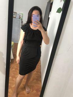 #OKTOBEROVO Black Dress