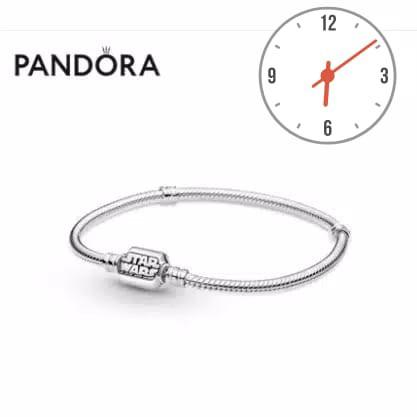 Open Po Sale Pandora Bracelet Star Wars Edition Barang Mewah Aksesoris Di Carousell