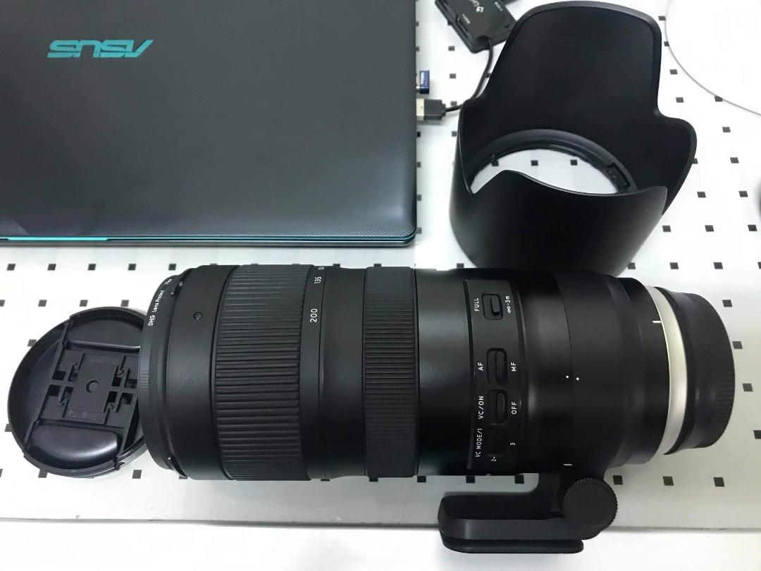 Tamron 70-200 g2 lens