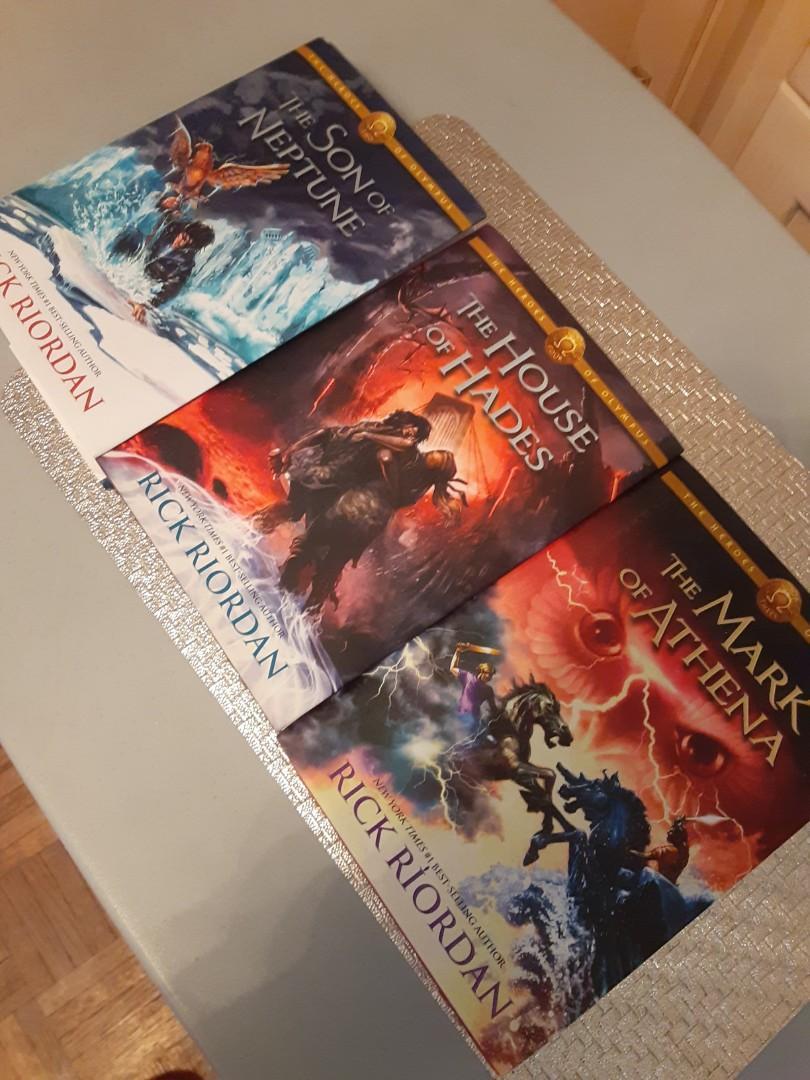 The Heroes of Olympus (Percy Jackson)