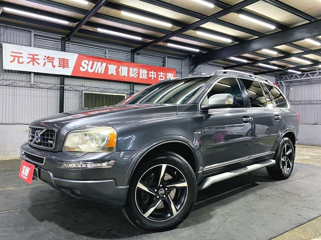 2007 Volvo XC90 3.2 七人座超貸 找錢 實車實價 全額貸 一手車 女用車 非自售 里程保證 原版件