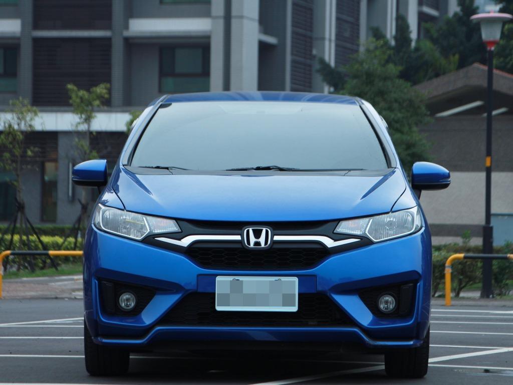 2014 Honda FIT 1.5L