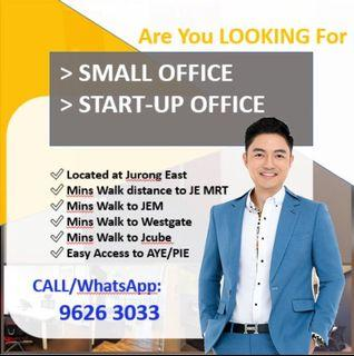 WhatsApp: https://wa.me/+6596263033  - Office fSmall Office Rent / Start up Office / Office Rental / Cheapest Office for Rent / Jurong East Office for Rent / Service office Rental @ Vision Exchange