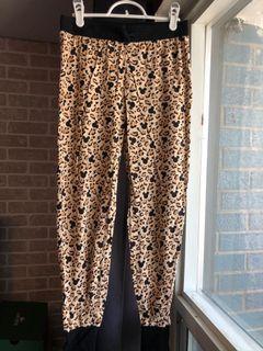 🔥 3 for $15 🔥 Disney Mickey Mouse pajama pants