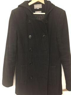 Beechers Brook Black Woollen jacket