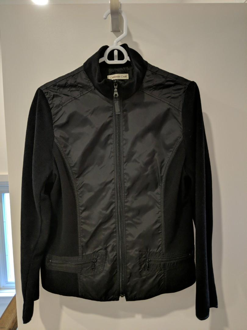 Coldwater Creek black jacket