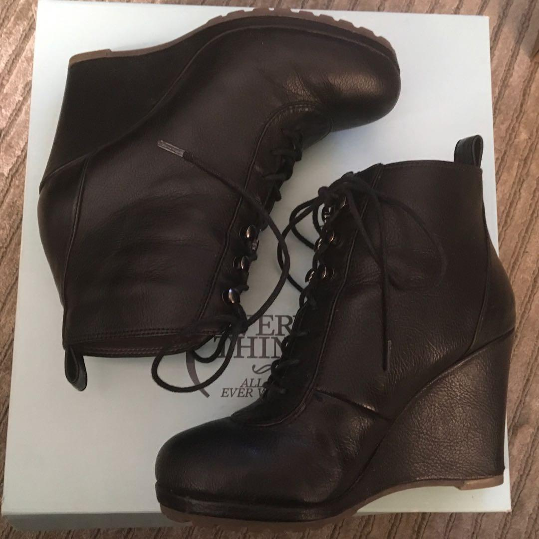 Everything All We Ever Wanted  Bootie Size 5