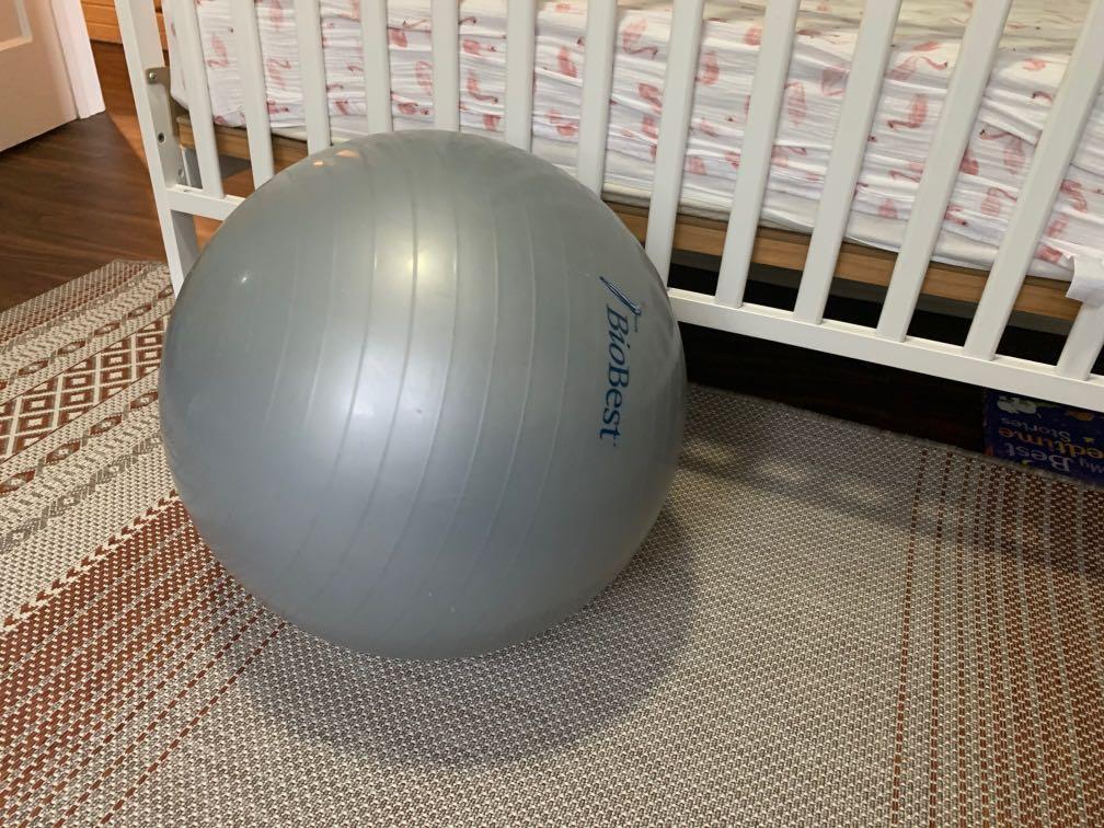 """Exercise ball - 16"""" diameter"""