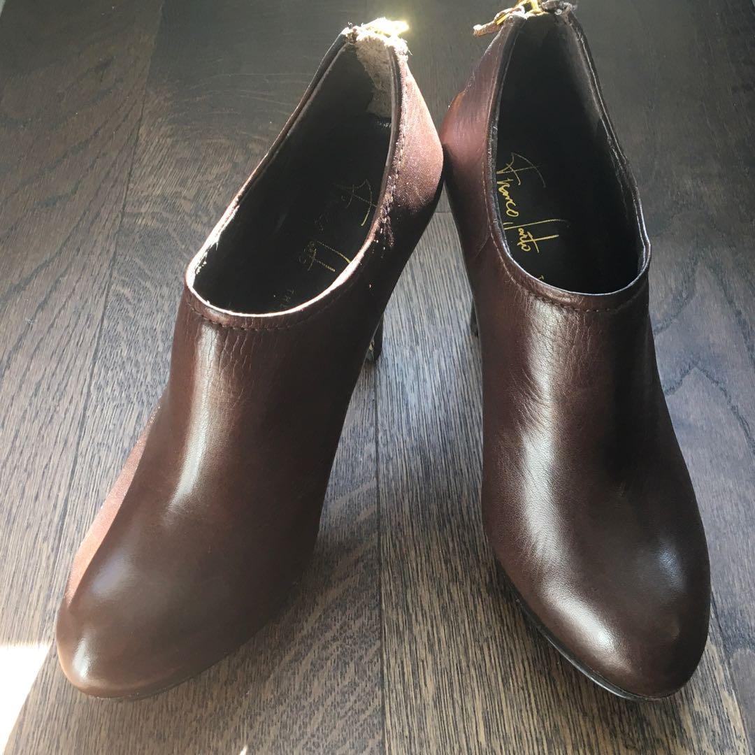 Franco Sarto booties size 5
