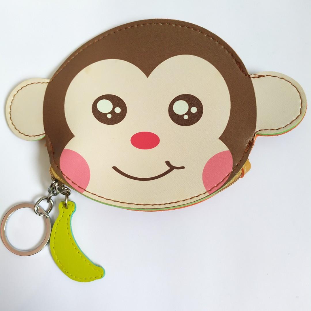 Gantungan Dompet Monkey