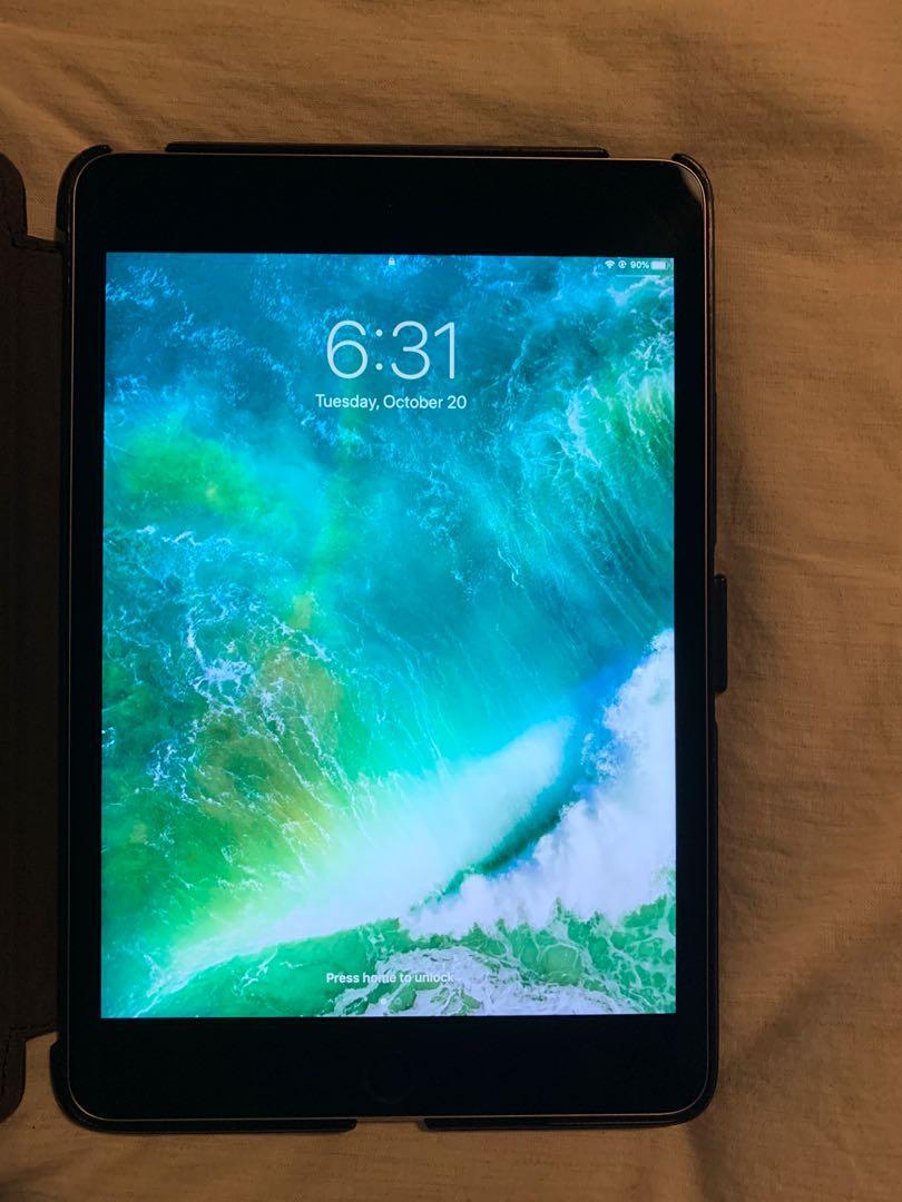 iPad Mini 4 - 32gb