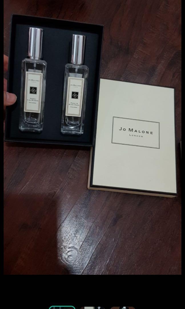 Jo Malone Gucci baccarat botol parfum