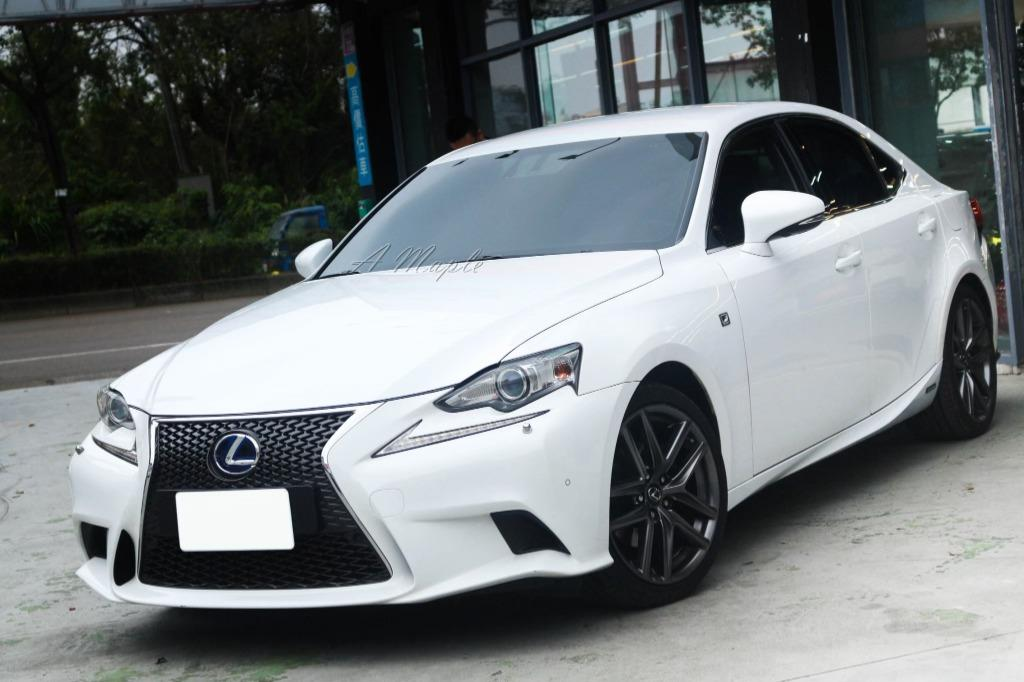 Lexus IS300h 白