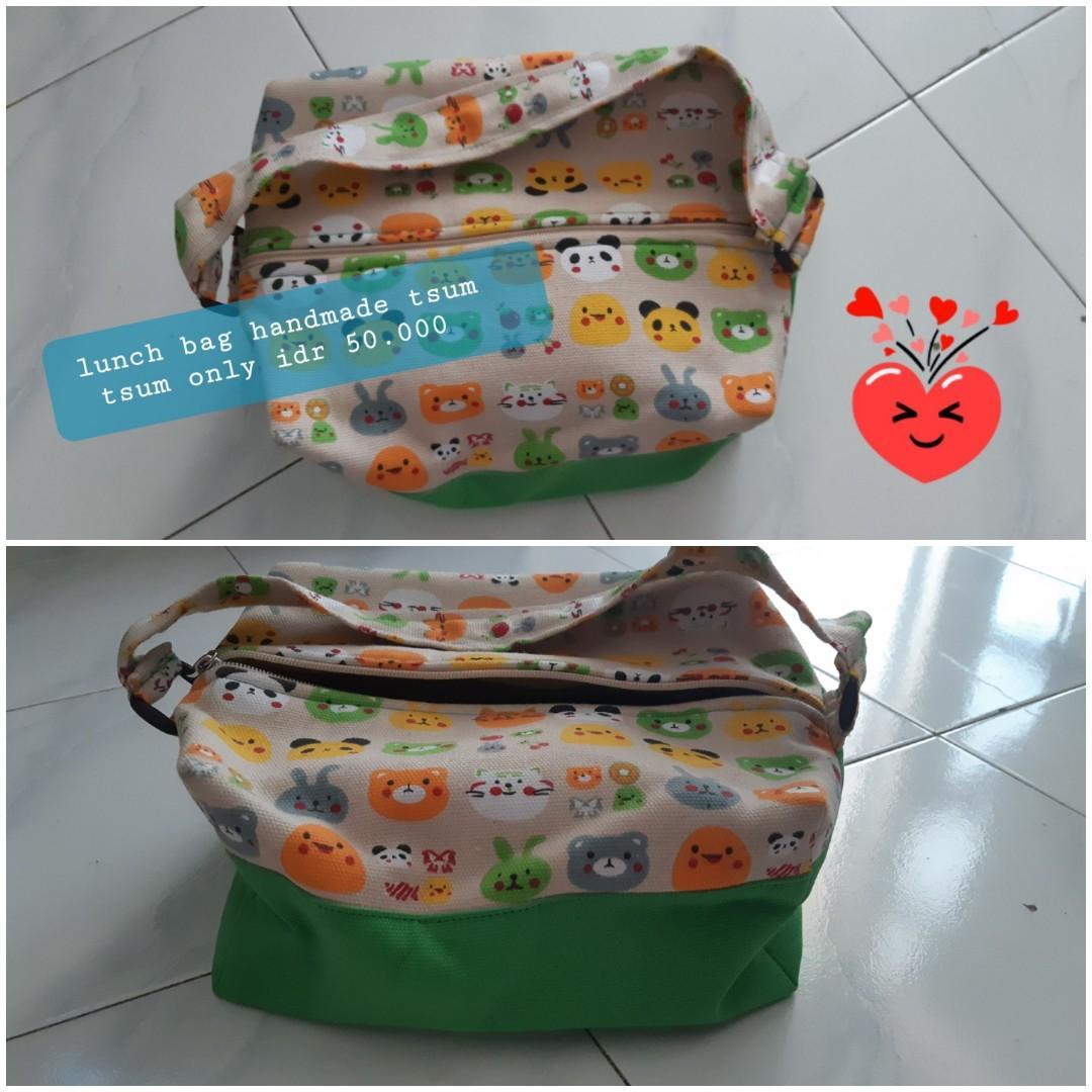 Lunch bag handmade