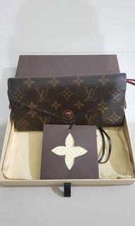 LV Wallet Josephine 2013 Authentic Complet