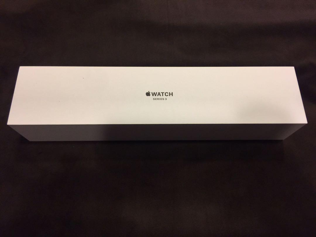[Mi109] Apple Watch Series 3 空盒