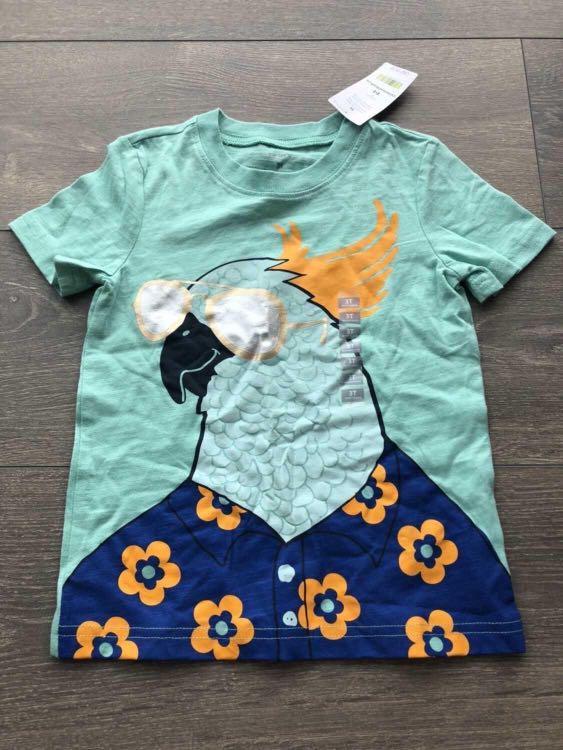 NEW 3T Carter's Shirt