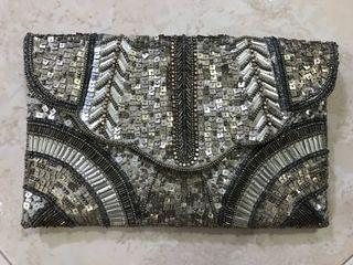 New Look Clutch and Sling Bag