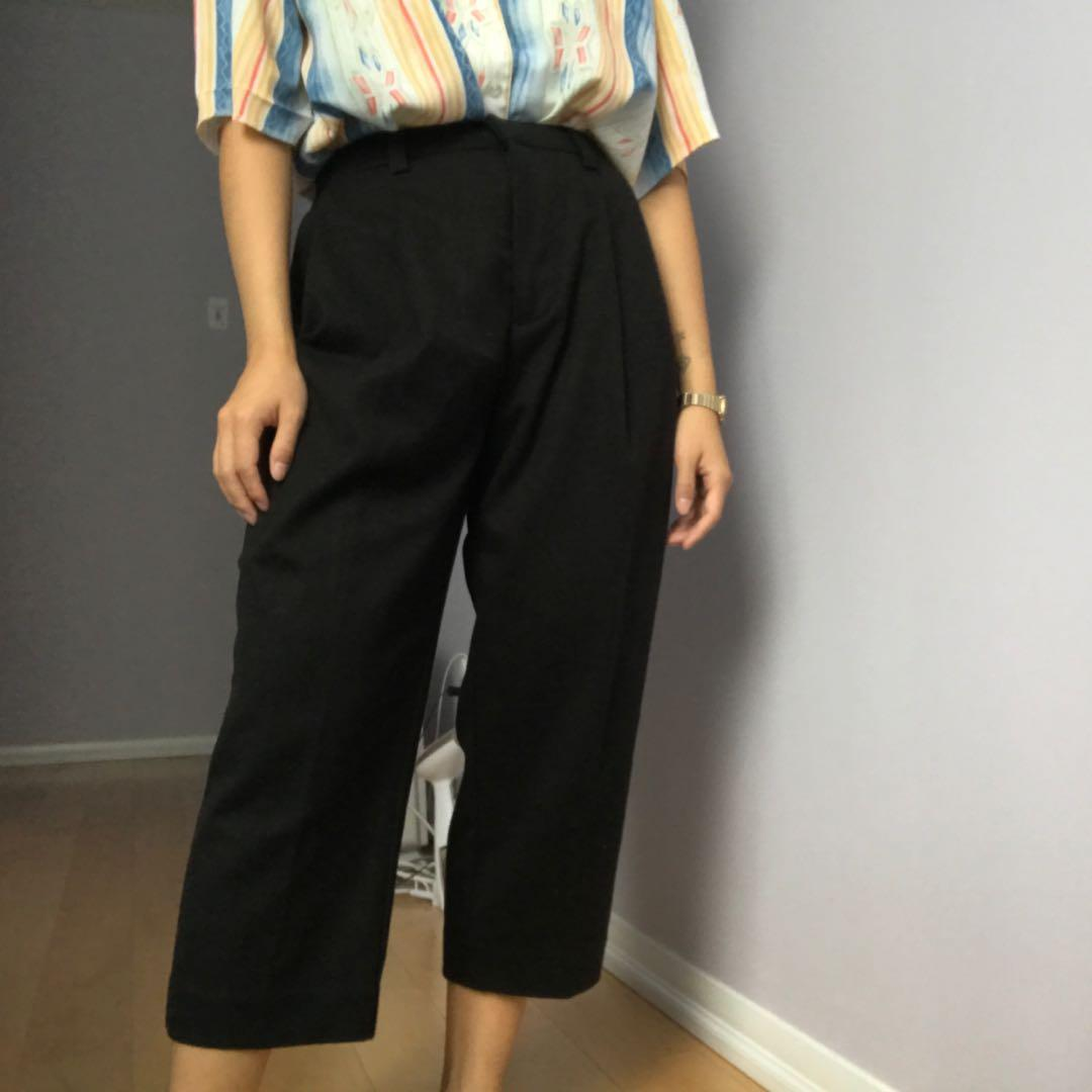 Oak & Fort Highwaisted Pants