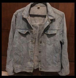 #Diskon50 Korean Oversize Jacket Jeans