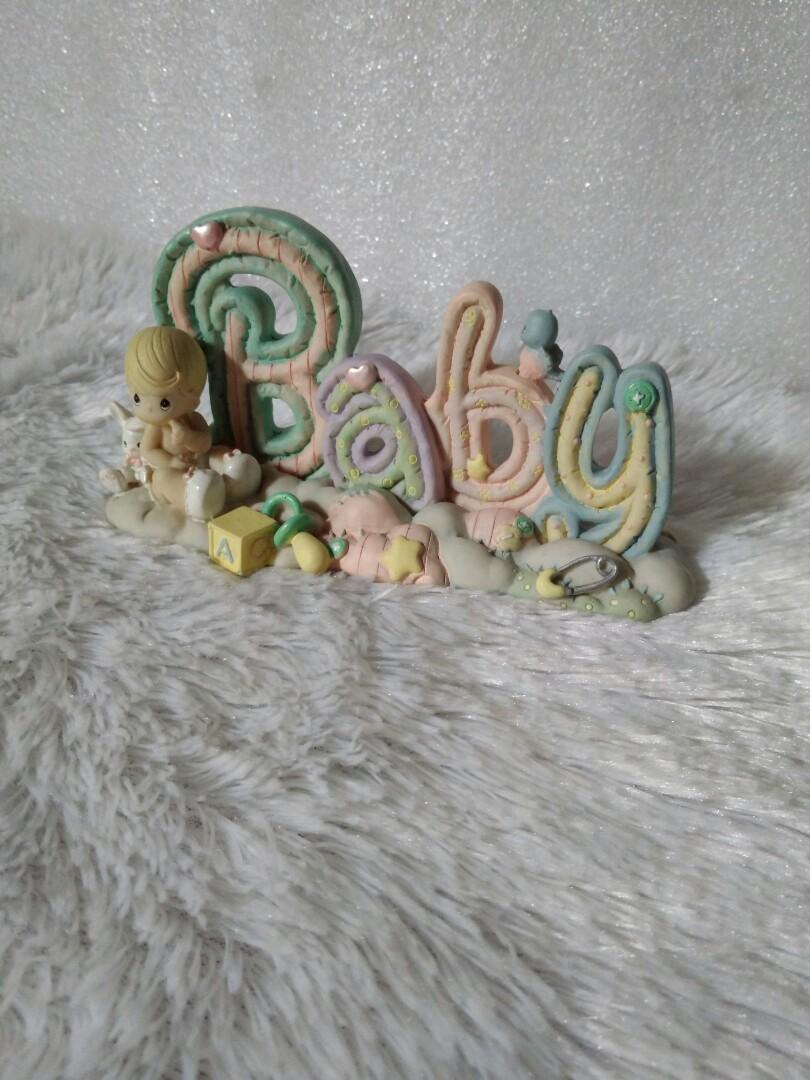 pajangan alfabet baby