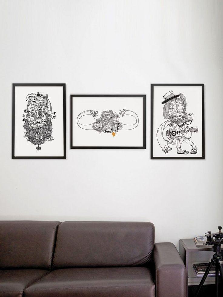 PictBox/ Wall Decor /  Home Decor / Custom Gambar