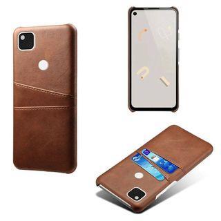 Pixel 4手機殼/Pixel4手機殼/小牛紋保護殼