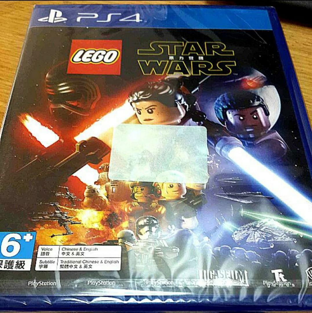PS4樂高星際大戰中文版
