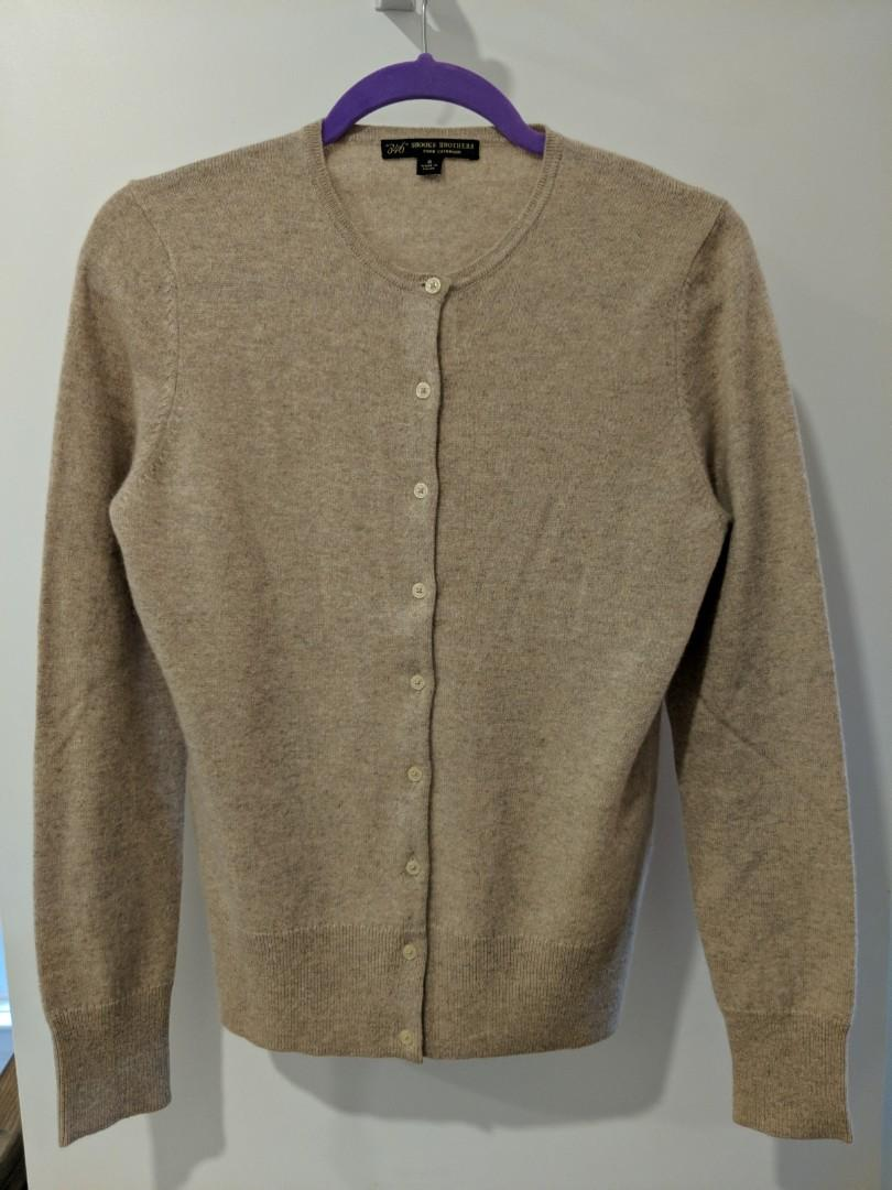 Pure Cashmere Brooks Brothers Cardigan (S)