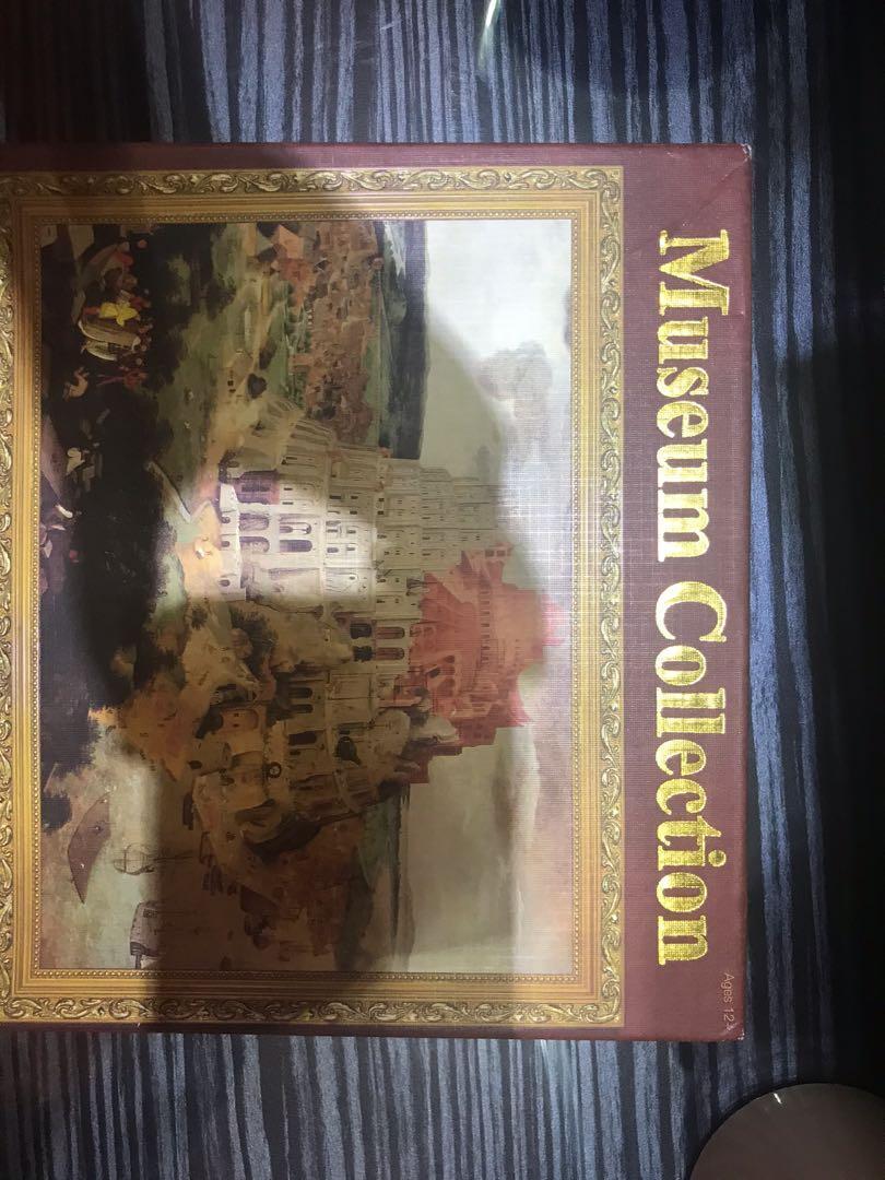 Puzzle 1000 pcs Famous painting