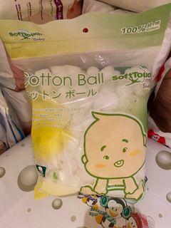 Softtouch 棉花球