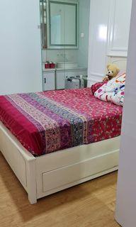 spring bed dan ranjang