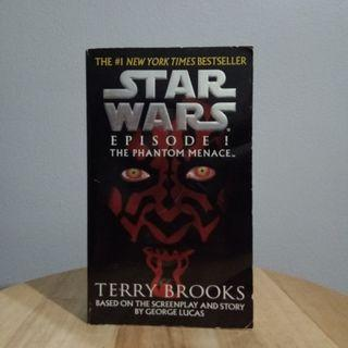 Star Wars Episode 1 The Phantom Menace by Terry Brooks