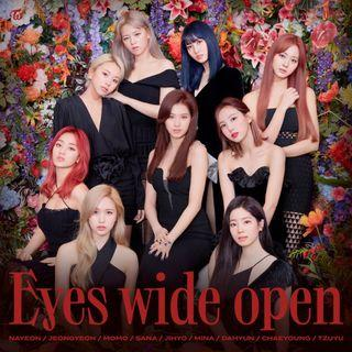 [WTS] Twice Eyes Wide Open (Retro/Style Version)